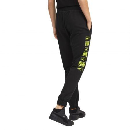 Мъжко спортно долнище - Puma REBEL BOLD PANTS CL FL - 4
