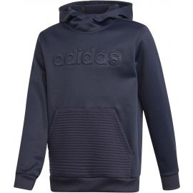 adidas YOUTH BOYS GEAR UP OVER THE HEAD HOODY - Bluza chłopięca