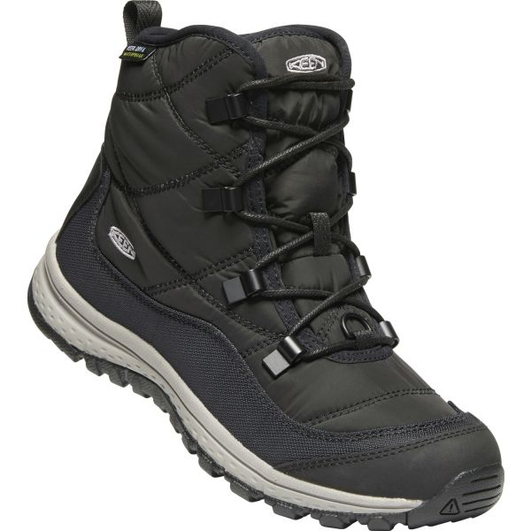 Keen TERRADORA ANKLE WP čierna 8 - Dámska zimná vysoká obuv