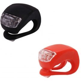 Olpran SET OF SILICONE LIGHTS - Set of bicycle lights