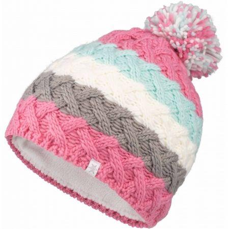 Lewro DENALI - Dievčenská pletená čiapka