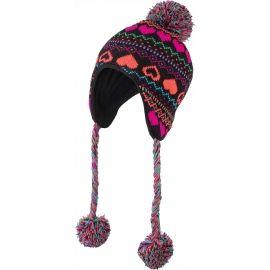 Lewro HANZ - Dívčí pletená čepice