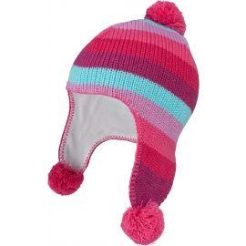 Lewro MALAGA - Girls' knitted hat