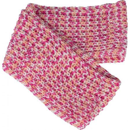 Lewro PRUNELLA - Girls' knitted scarf