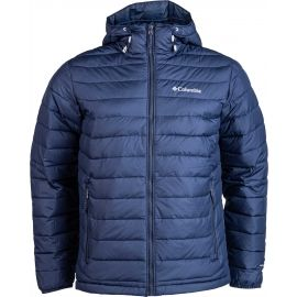Columbia POWDER LITE HOODED JACKET - Geacă de bărbați