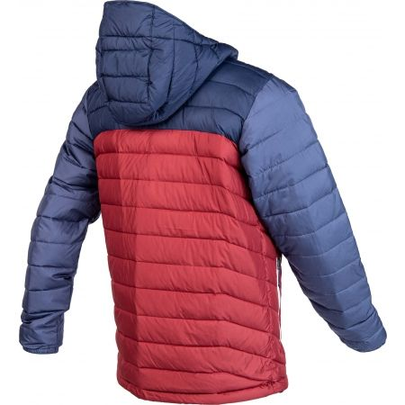 Pánská bunda - Columbia POWDER LITE HOODED JACKET - 3