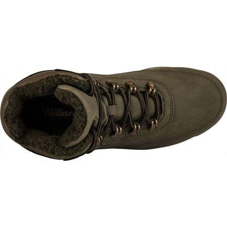 Dámská zimní obuv - Willard CLAY - 5