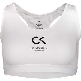 Calvin Klein RACERBACK SB LOGO - Dámská sportovní podprsenka