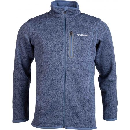 Columbia ALTITUDE ASPECT FULL ZIP - Hanorac bărbați