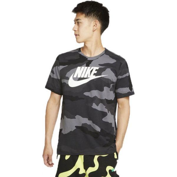 Nike NSW SS TEE CAMO 1 M - Pánske tričko