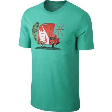 Pánské tričko - Nike NSW SS TEE SSNL APP 1 M - 1