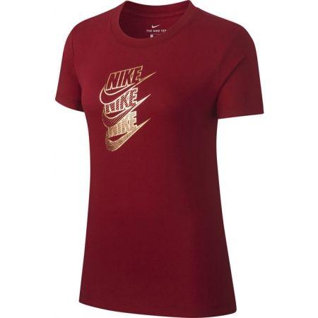 Dámské tričko - Nike NSW TEE STMT SHINE W - 1