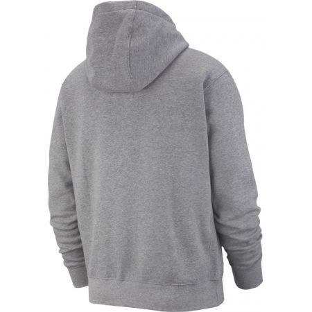 Pánska mikina - Nike NSW CLUB HOODIE FZ BB M - 2