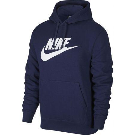 Pánská mikina - Nike NSW CLUB HOODIE PO BB GX M - 1