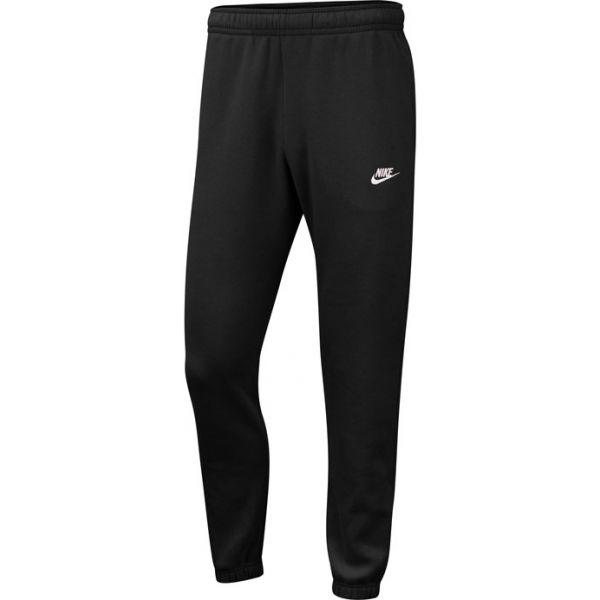 Nike NSW CLUB PANT CF BB M černá XL - Pánské tepláky