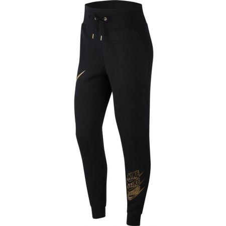 Dámské tepláky - Nike NSW PANT BB SHINE W - 1