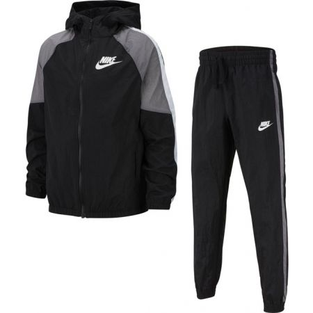 Nike NSW WOVEN TRACK SUIT B - Boys' tracksuit set