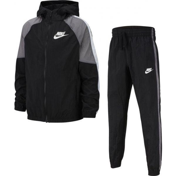 Nike NSW WOVEN TRACK SUIT B - Chlapčenská športová súprava
