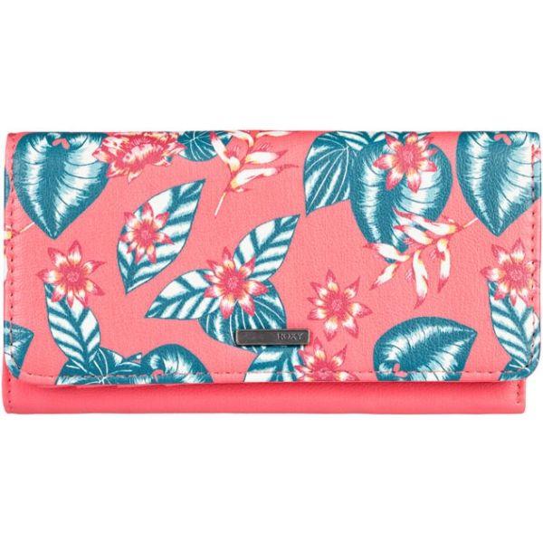 Roxy HAZY DAZE J WLLT ružová NS - Dámska peňaženka