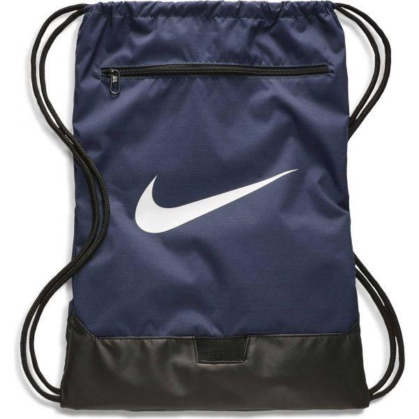 Nike BRASILIA GYMSACK modrá NS - Gymsack