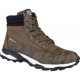 O'Neill BAKE CAMOUFLAGE - Pánské kotníkové boty