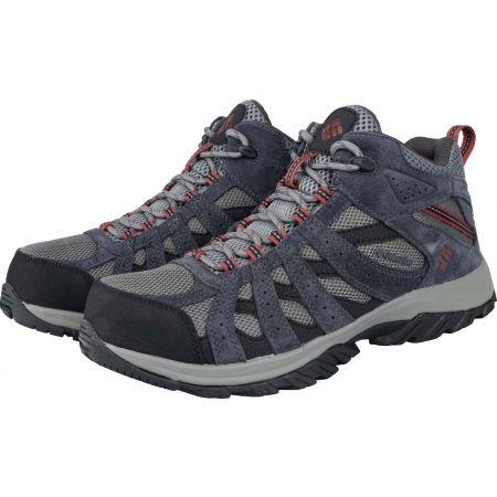 Pánská outdoorová obuv - Columbia CANYON POINT MID WP - 2