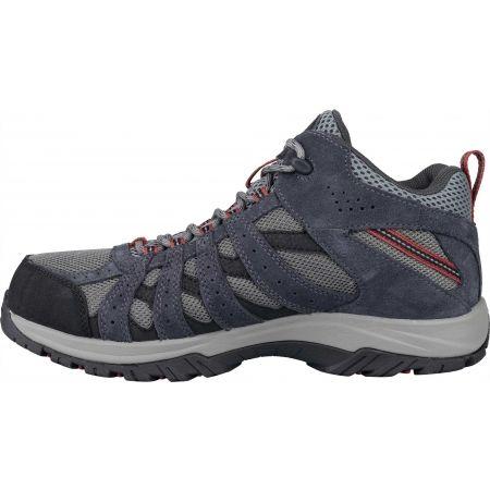 Pánská outdoorová obuv - Columbia CANYON POINT MID WP - 4