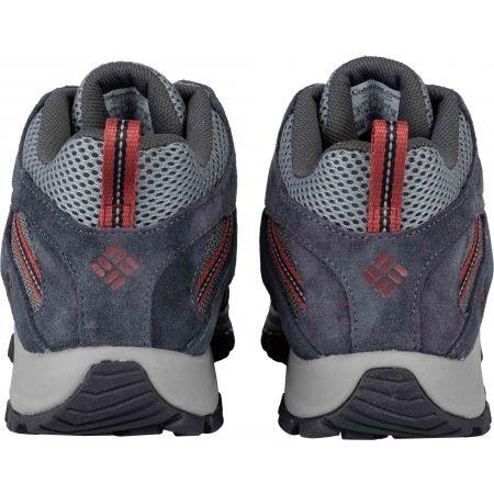 Pánská outdoorová obuv - Columbia CANYON POINT MID WP - 7