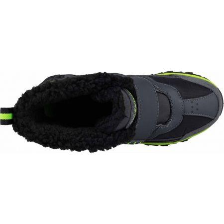 Chlapčenská zimná obuv - Skechers HYPNO FLASH 2.0 - 6