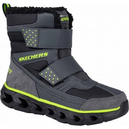 Skechers HYPNO FLASH 2.0 - Ghete de băieți