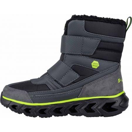 Chlapčenská zimná obuv - Skechers HYPNO FLASH 2.0 - 4