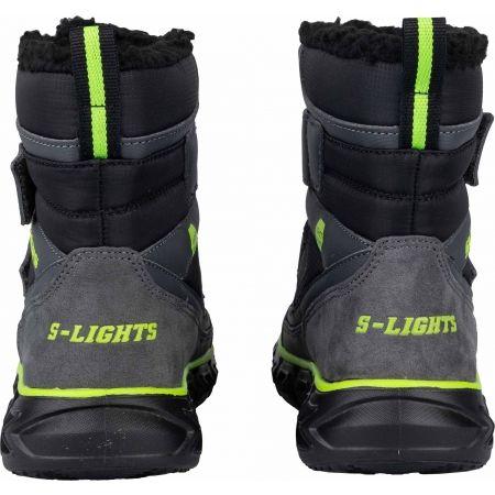 Chlapčenská zimná obuv - Skechers HYPNO FLASH 2.0 - 8