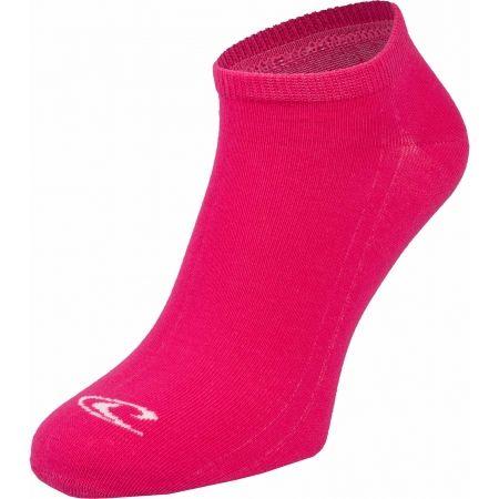Dámské ponožky - O'Neill SNEAKER 3PK - 4