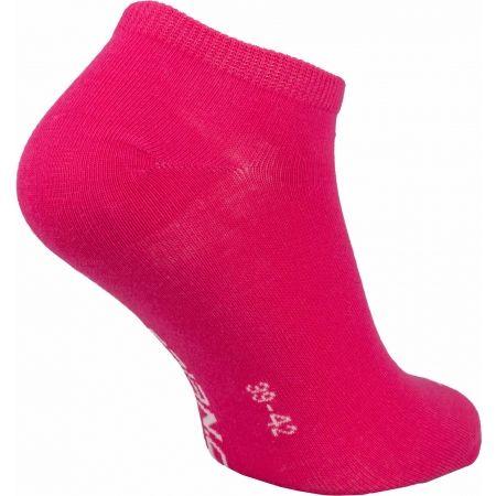 Dámské ponožky - O'Neill SNEAKER 3PK - 5