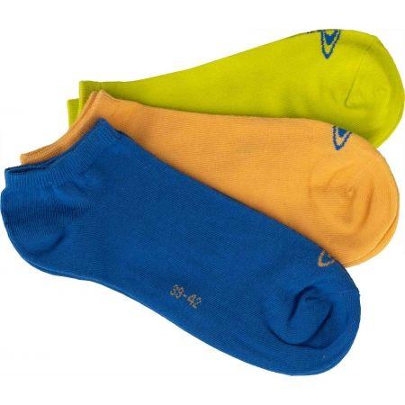 Dámské ponožky - O'Neill SNEAKER 3PK - 1