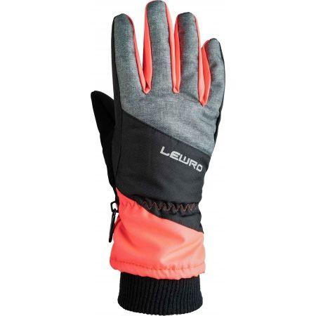 Detské lyžiarské rukavice - Lewro PIRUZ - 1