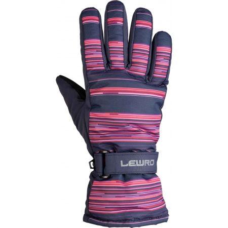 Lewro PYRY - Dětské lyžařské rukavice