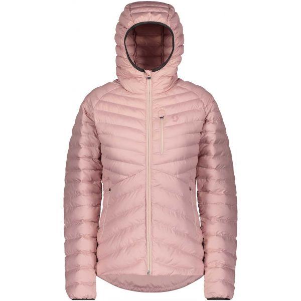 Scott INSULOFT 3M W JACKET světle růžová L - Dámská bunda