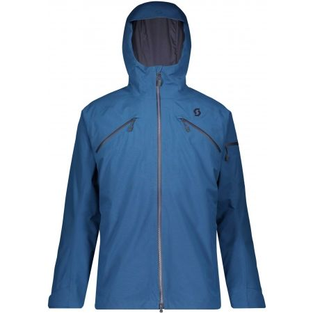 Scott ULTIMATE GTX 3 IN 1 JACKET - Pánska lyžiarska bunda