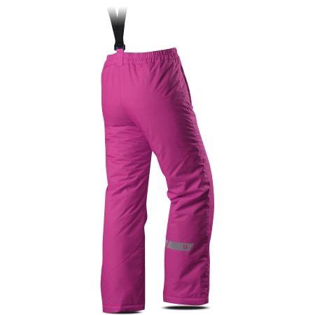 Dívčí lyžařské kalhoty - TRIMM RITA PANTS JR - 2