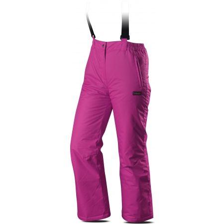 Dívčí lyžařské kalhoty - TRIMM RITA PANTS JR - 1