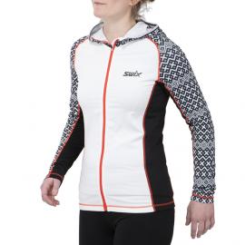 Swix MYRENE - Women's sports hoodie