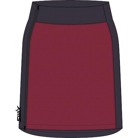 Spódnica pikowana - Swix MENALI - 4