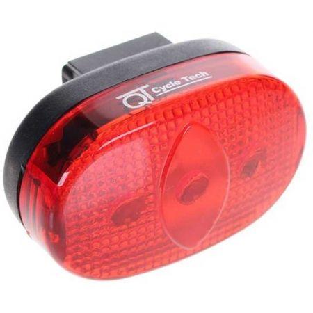Zadní světlo na kolo - Olpran RED ZADNI