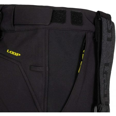 Pánske softshellové nohavice - Loap LYENER - 3