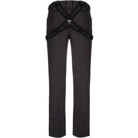 Pánske softshellové nohavice - Loap LYENER - 2