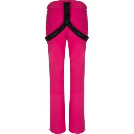 Dámské softshellové kalhoty - Loap LYDDI - 2
