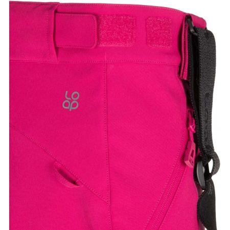 Dámské softshellové kalhoty - Loap LYDDI - 3