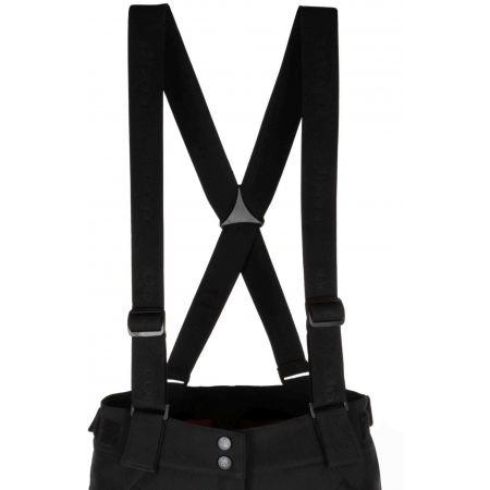 Дамски панталони със софтшел материя - Loap LYRESKA - 4
