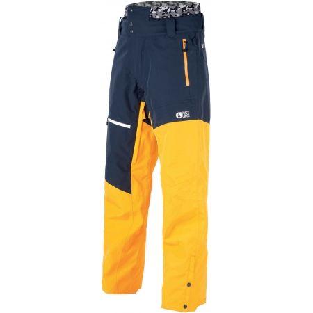 Pánské zimní kalhoty - Picture ALPIN - 1